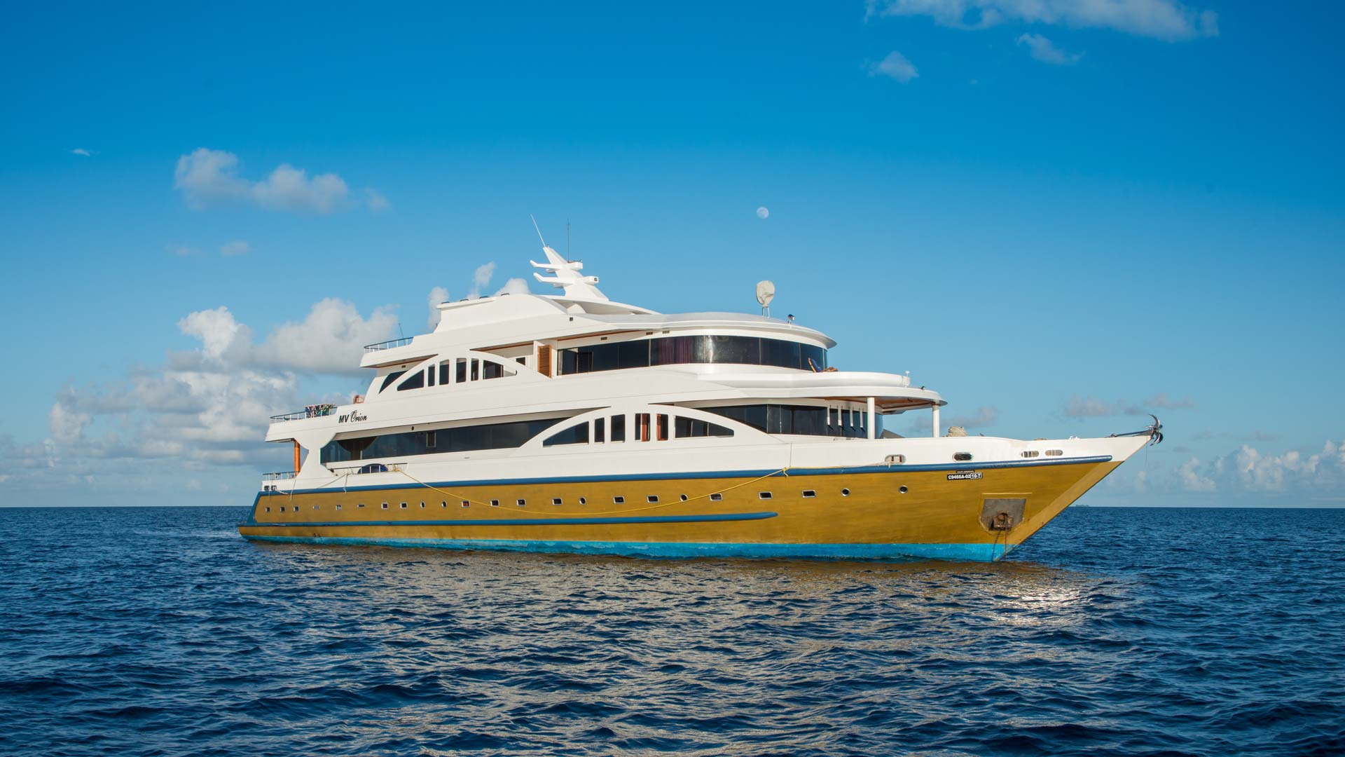 Emperor Orion Liveaboard Maldives