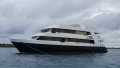 Ari Queen Dive Liveaboard Maldives On Anchor